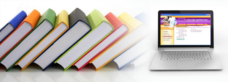 Phần mềm thư viện điện tử VLib