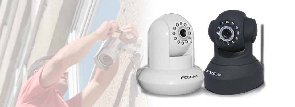 Thi công hệ thống camera an ninh